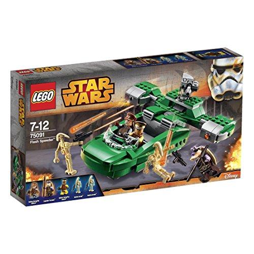 レゴ (LEGO) スター・ウォーズ フラッシュ・スピーダー 75091
