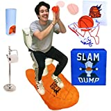 [ダッドギフト]Dad Gifts Gag Gifts Competitive Toilet Slam Dump Set [並行輸入品]
