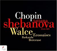 Chopin: Waltzes; Barcarolle; Berceuse; Ecossaises (2010-01-12)