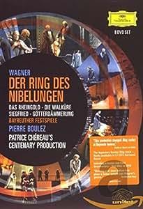Wagner: Der Ring Des Nibelungen:Boulez [DVD] [Import]