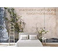 Hanhantang 3D壁紙不織布壁の装飾壁紙部屋の寝室の家の装飾-200X140Cm