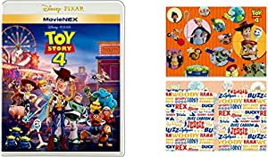 【Amazon.co.jp限定】トイ・ストーリー4 MovieNEX(オリジナルWポケットクリアファイル付き) [ブルーレイ+DVD+デジタルコピー+MovieNEXワールド] [Blu-ray]