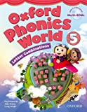 「Oxford Phonics World: Level 5: Student Book with MultiROM」のサムネイル画像