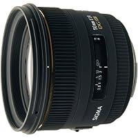 シグマ50mm f / 1.4EX DG HSMレンズfor NikonデジタルSLRカメラ–インターナショナルバージョン保証(no)