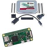 Raspberry Pi Zero W (Wireless) & Zero Essentials Kit ラズベリーパイゼロW(ワイヤレス)&ゼロエッセンシャルキット [並行輸入品]