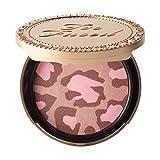 Too Faced Pink Leopard Blushing Bronzerトゥフェイスチーク・フェイスパウダー並行輸入品