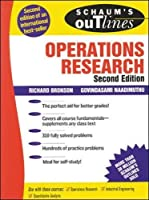 Schaum's Outline of Operations Research (Schaum's Outlines)