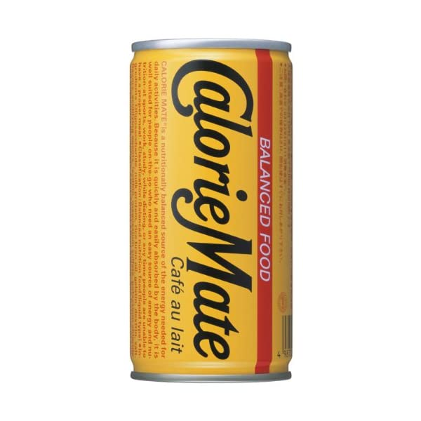 大塚製薬 カロリーメイト 缶 (カフェオレ味) ...の商品画像