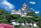 1000ピース ジグソーパズル 姫路城 マイクロピース (26x38cm)