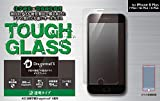 【iPhone8 Plus / 7 Plus / 6s Plus / 6 Plus】 Dragontrail X ガラスフィルム TOUGH GLASS フチなし透明 割れにくいガラス DG-IP7PSG2DF