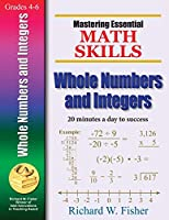 Whole Numbers and Integers (Mastering Essential Math Skills)