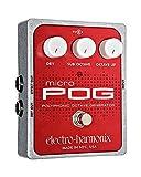 electro-harmonix エレクトロハーモニクス エフェクター ポリフォニックオクターブジェネレーター Micro POG [並行輸入品]