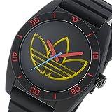アディダス ADIDAS サンティアゴ SANTIAGO クオーツ メンズ 腕時計 ADH3167 ブラック
