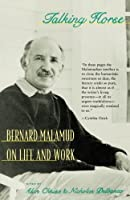 Talking Horse by Bernard Malamud(1997-04-15)