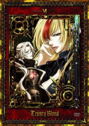 トリニティ ブラッド 第6巻 コレクターズエディション  DVD