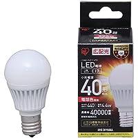 IRIS LED電球 小形 広配光 電球色40形相当(440lm) LDA5L-G-E17-4T3 電球(LED)