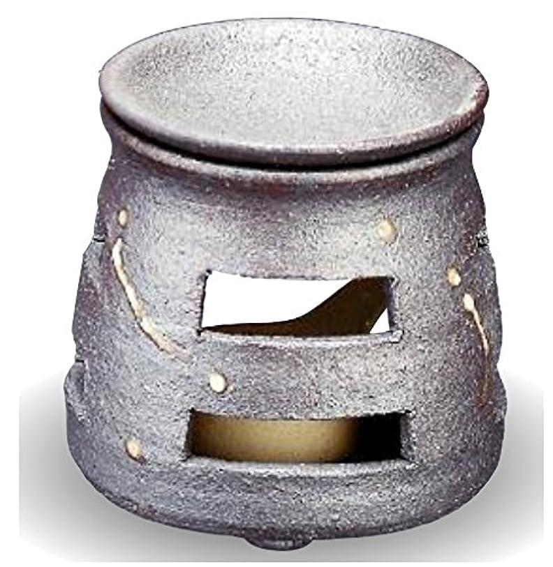 ドロップ動物園エンターテインメント常滑焼 茶香炉(アロマポット)径9×高さ10cm