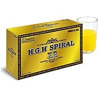 H.G.H SPIRAL X2 ~SUPER BLACK LABEL~ 15g×31袋入