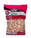 ウェーバー(Weber) バーベキュー コンロ BBQ グリル ウッドチップ-チェリー スモークチップ 燻製 【日本正規品】 17140