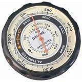 MIZAR-TEC(ミザールテック) No.610 気圧表示付高度計