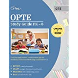 OPTE Study Guide PK-8: Test Prep and Practice Test Questions for the Oklahoma Professional Teaching Examination 075 (English Edition)