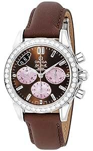 [オメガ]OMEGA 腕時計   DE VILLE CO-AXIALデ・ビル コーアクシャル 4679.60.37 レディース 【並行輸入品】