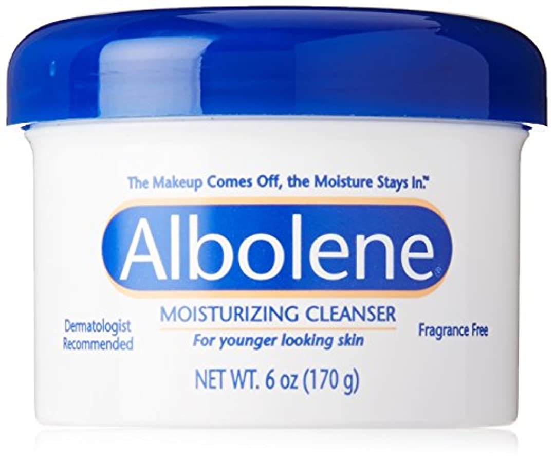 アンソロジースラムネブAlbolene Cleansing Concentrate Albolene Moisturizing Cleanser Unscented 175 ml (並行輸入品)