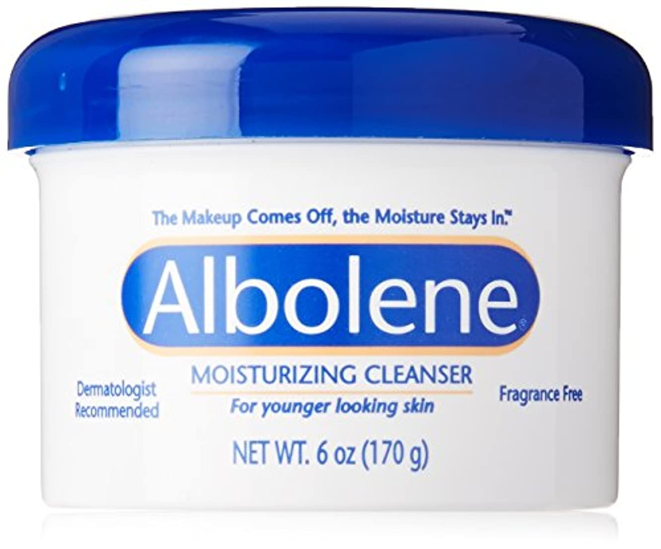 絵無秩序交渉するAlbolene Cleansing Concentrate Albolene Moisturizing Cleanser Unscented 175 ml (並行輸入品)