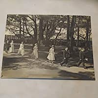 昭和天皇 両陛下 三笠宮 美智子さま 皇太子 白黒写真 サイズ約28×22cm