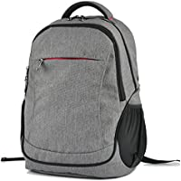 Abonnylv Oxford Baby Diaper Bag Backpack with Insulated Pockets , Diaper Pad and Stroller Strap (Grey) by Abonnylv