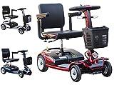 HAIGE シニアカー 電動車椅子 BEST LIFE / ベストライフ HG-DWAC01S ver.1.3 シルバー