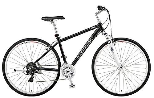 LOUIS GARNEAU(ルイガノ) LOUIS GARNEAU(ルイガノ) LGS-TR1 2015年モデル クロスバイク ブラック/420mm 15LG-T1-04