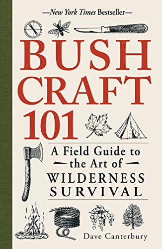 Download Bushcraft 101: A Field Guide to the Art of Wilderness Survival (English Edition) B00MIMHPII