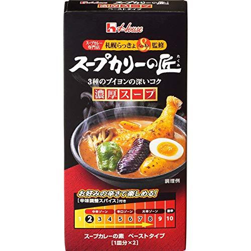 ハウス スープカリーの匠 濃厚スープ 119×4個