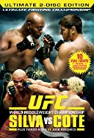 Ufc 90: Silva Vs Cote [DVD] [Import]