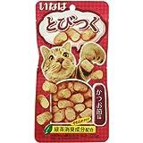 日本製 Japan いなば 猫用おやつ とびつく かつお節味 25g QSC-211