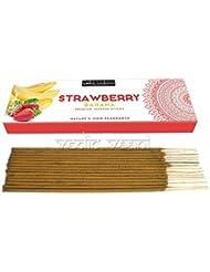 Vedic VaaniストロベリーバナナプレミアムIncense Stick – 100 gms