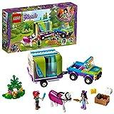 レゴ(LEGO) フレンズ ホーストレーラー 41371 ブロック おもちゃ 女の子