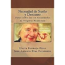 Necesidad de Sueno y Descanso: Notas Sobre Las 14 Necesidades De Virginia Henderson