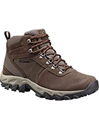 (コロンビア) Columbia Newton Ridge Plus II Suede WP Hiking Boot メンズ ハイキングシューズ [並行輸入品]