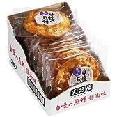 天乃屋 自慢の煎餅 醤油味 1枚×12袋