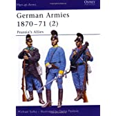 German Armies 1870-71 (2): Prussia's Allies (Men-at-Arms)