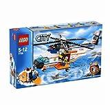 レゴ シティ ヘリコプターと救命ボート  7738