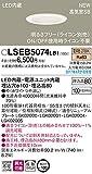 Panasonic(パナソニック) 【工事必要】 LEDダウンライト 100形電球1灯相当・埋込穴φ100 明るさフリー(ライコン別売)・調光タイプ 電球色:LSEB5074LB1