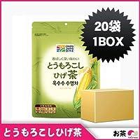 【韓国飲料】【チョンジョンウォン】とうもろこしひげ茶(10gX5パック入X3袋)x20 1BOX (1袋=311円)