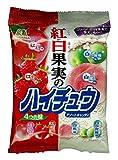 森永製菓  紅白果実のハイチュウアソート  77g