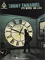 It's Never Too Late (Guitar Recorded Versions)