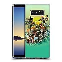 オフィシャルRiza Peker レオパード アニマルズ3 Samsung Galaxy Note8 / Note 8 専用ソフトジェルケース
