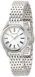 [ハミルトン]HAMILTON 腕時計 Valiant(バリアント) H39251194 レディース 【正規輸入品】
