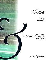 コーデ : ゼルダ (トランペット(バリトン、ユーフォニアム)、ピアノ) ブージー&ホークス出版